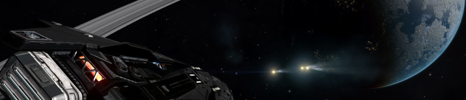 Close to ringed ELW (Earth-like-world)