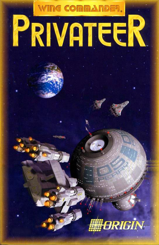 Wing Commander - Privateer