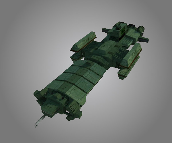 Rheinland Dreadnought - Celestis