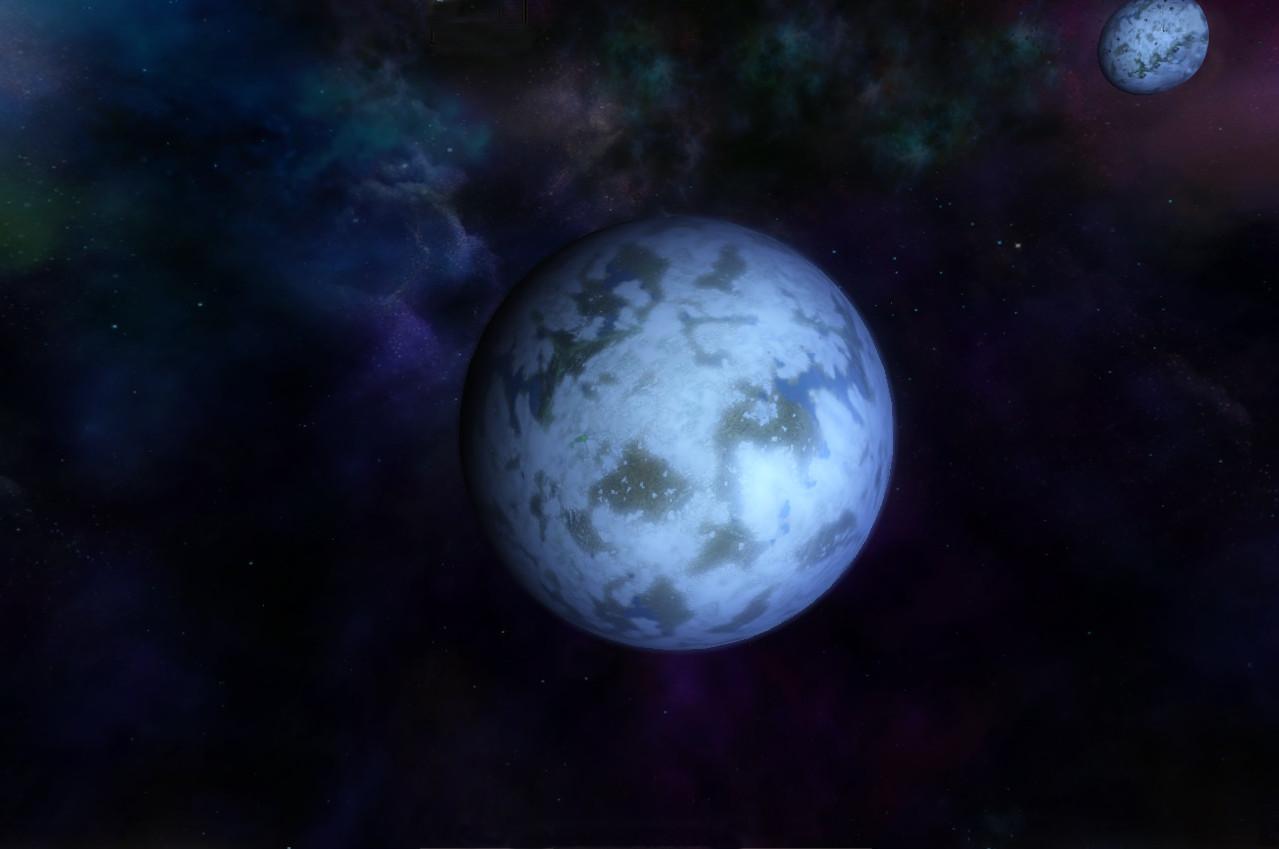 Planet Orestes