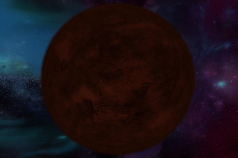 Unsettled Planet Kirkuk
