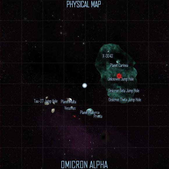 Omicron Aplha System