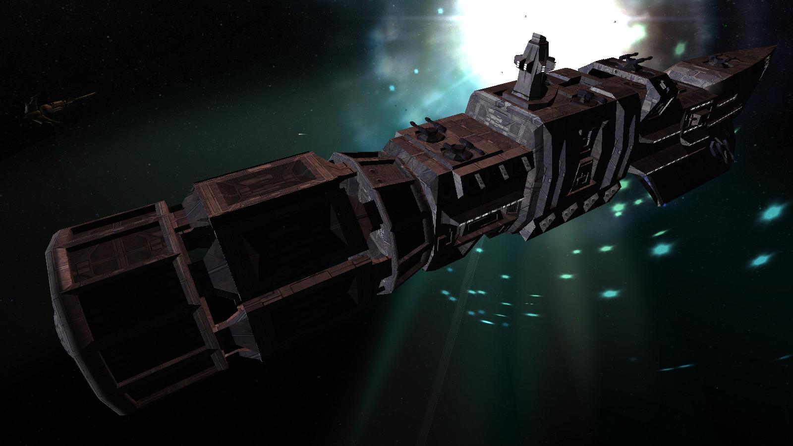 Battleship Deliverance