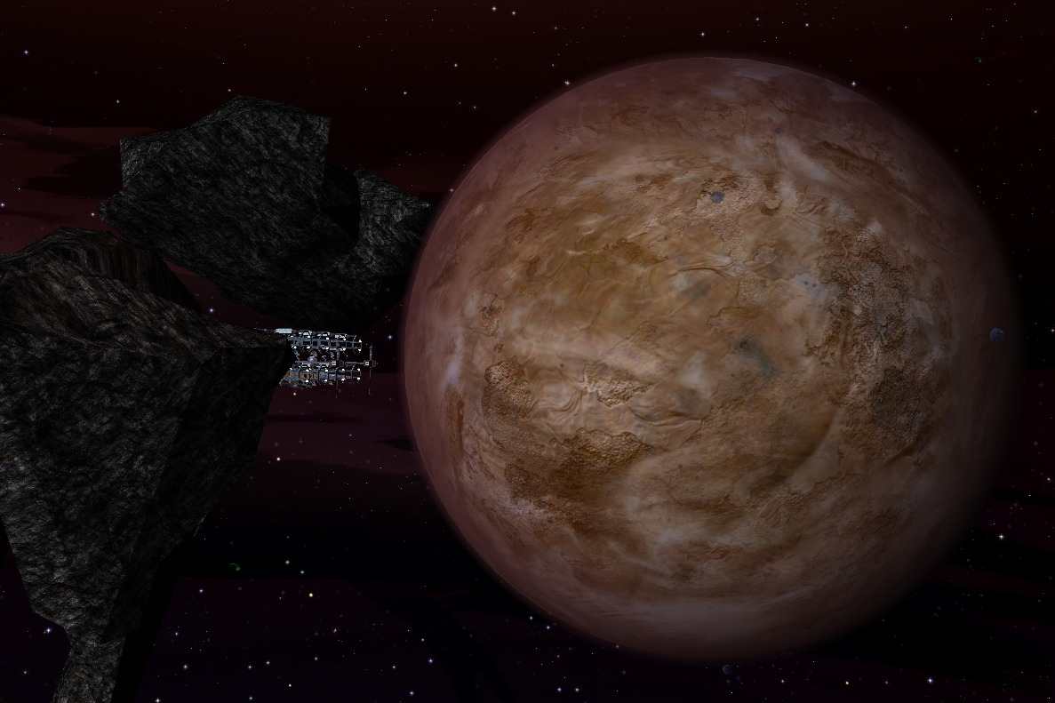 Planet Crossfire