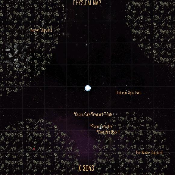 X-3043 System