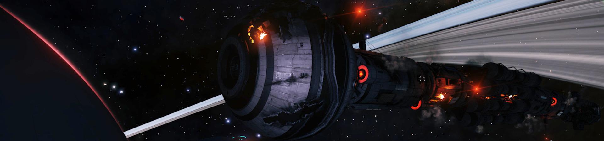 Megaship Adamastor
